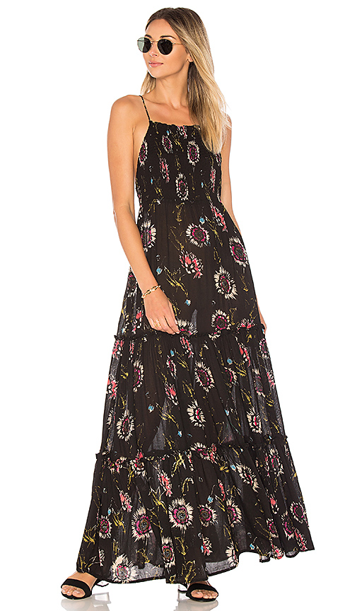 Free People Garden Party Maxi in Black