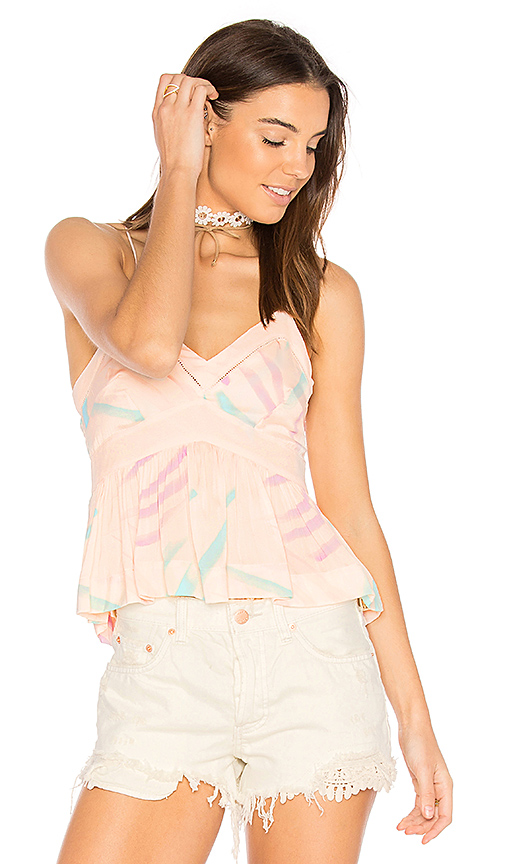 Photo of Free People Endless Fun Tank Top in White - shop Free People tops sales