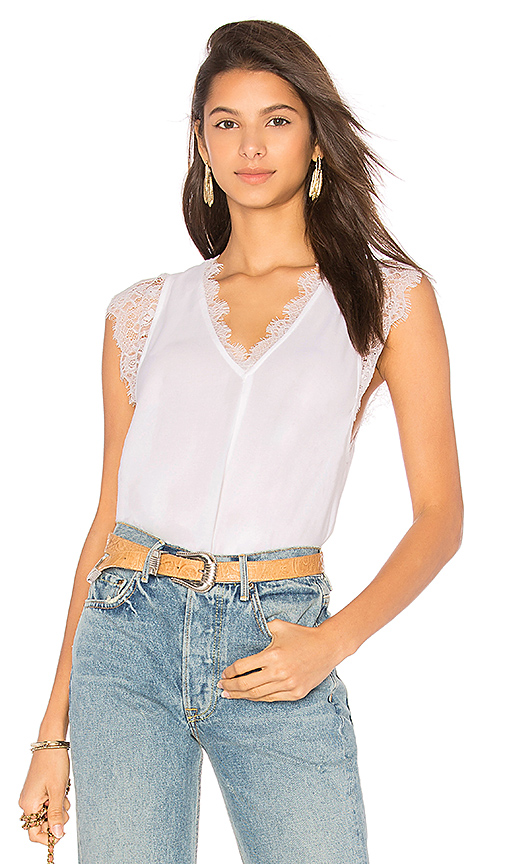 Free People Lovin On You Top in Ivory