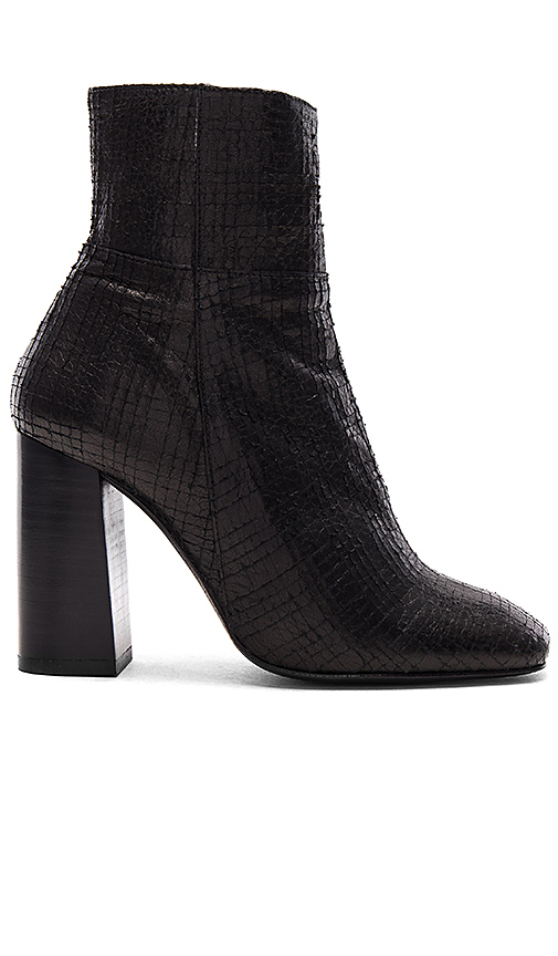 Free People Nolita Ankle Boot in Black
