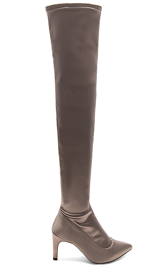 Free People Paris Over The Knee Boot in Gray