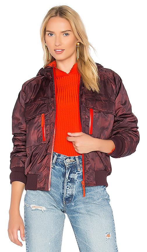 Ganni Vandalia Jacket in Brown