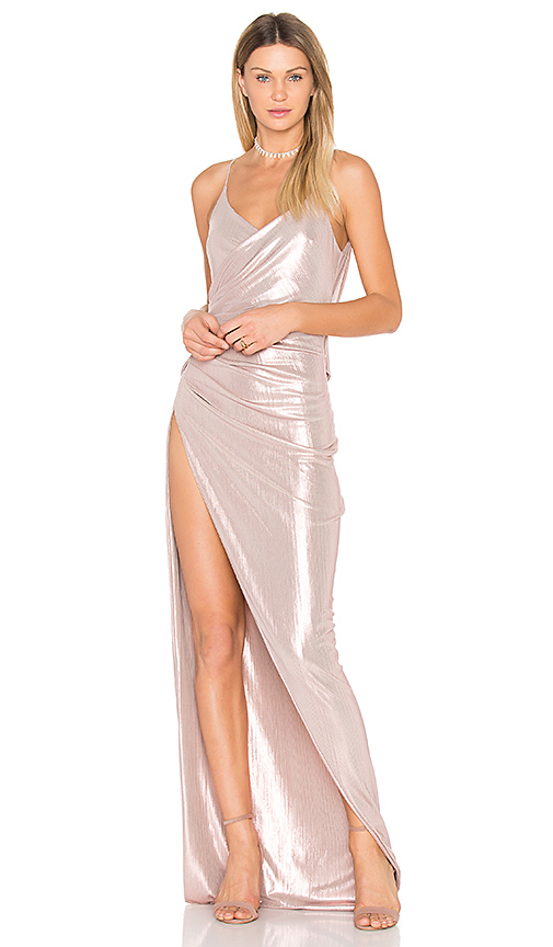 Gemeli Power Kotahi II Gown in Blush