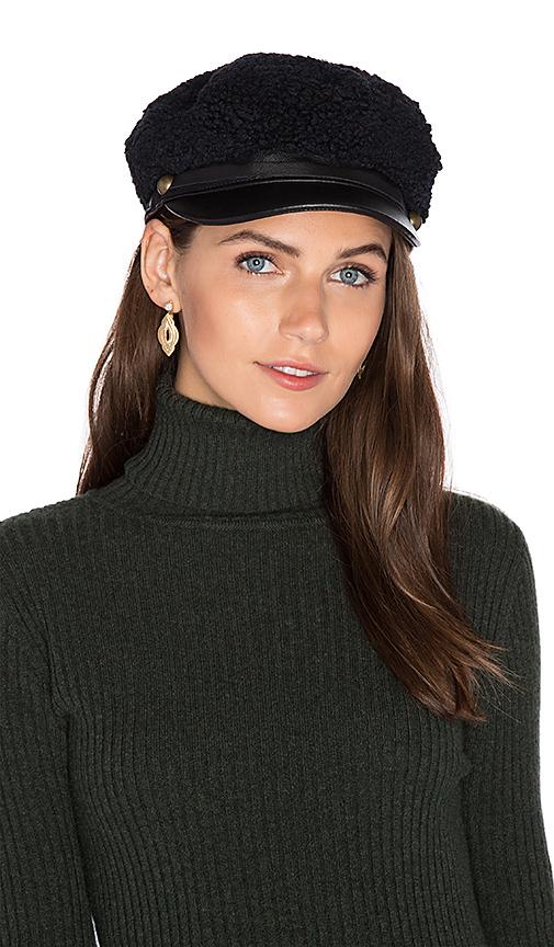 Genie by Eugenia Kim Jessa Hat in Black.