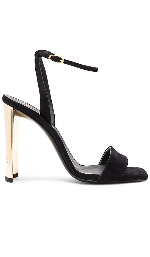 Photo of Giuseppe Zanotti Ada Heel in Black - shop Giuseppe Zanotti shoes sales