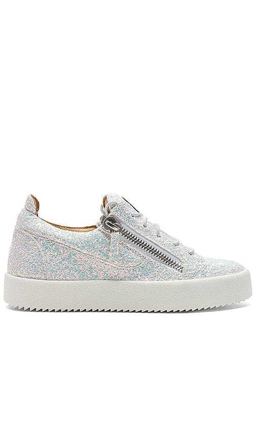 Giuseppe Zanotti Maylondon Sneaker in White