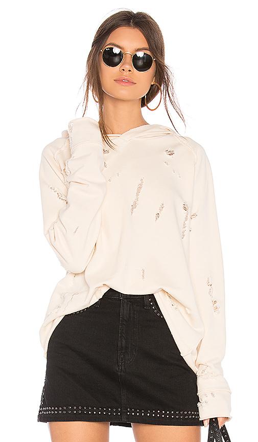 Generation Love Sierra Sweatshirt in White. - size L (also in XS)