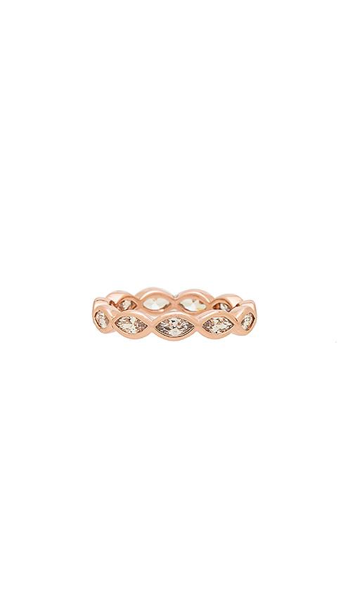 gorjana Blakely Ring in Metallic Gold