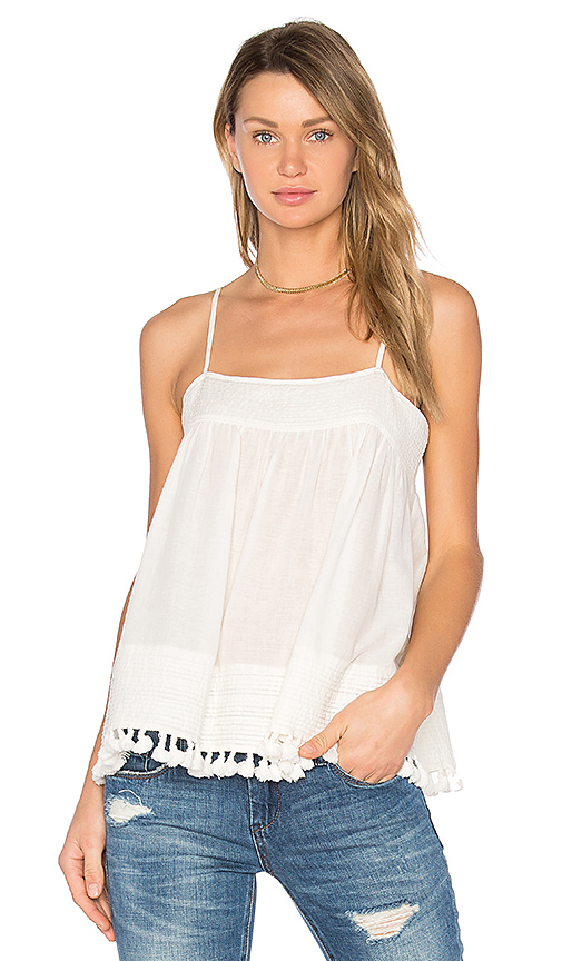 The Great The Park Tank in White