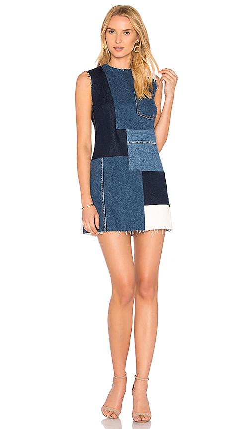 GRLFRND Heidi Shift Dress