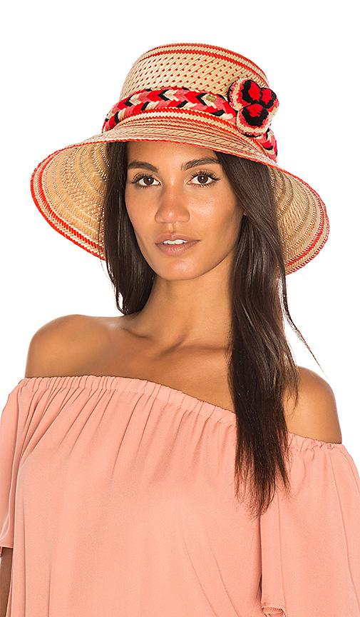 Guanabana Guajiro Hat in Beige