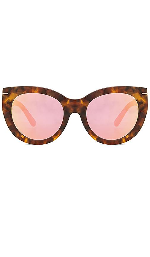 Hadid Eyewear Runway in Brown