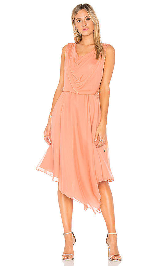 Haute Hippie Anastasia Dress in Pink