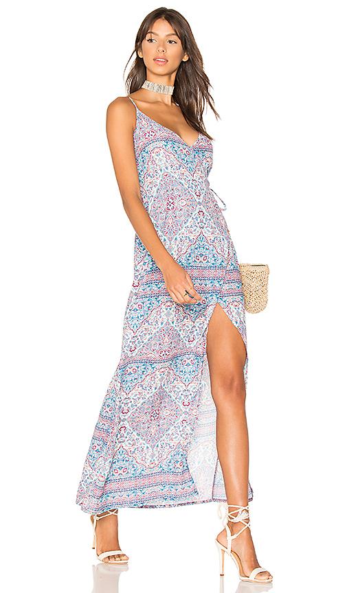 HEARTLOOM Angelica Dress in Blue