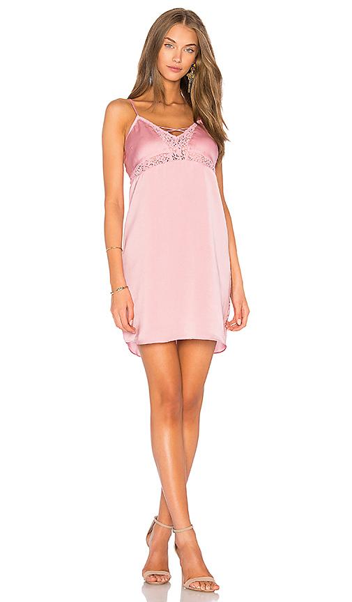 HEARTLOOM Alexa Dress in Pink