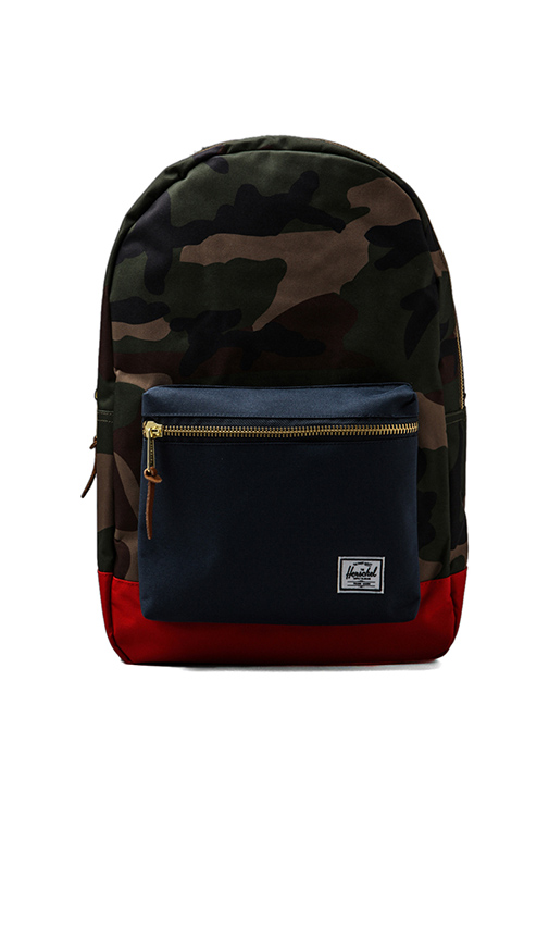 Herschel Supply Co. Settlement Backpack in Navy