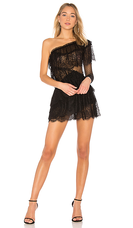 House of Harlow 1960 x REVOLVE Aries Dress in Black. Size XS,S,M,L,XL.