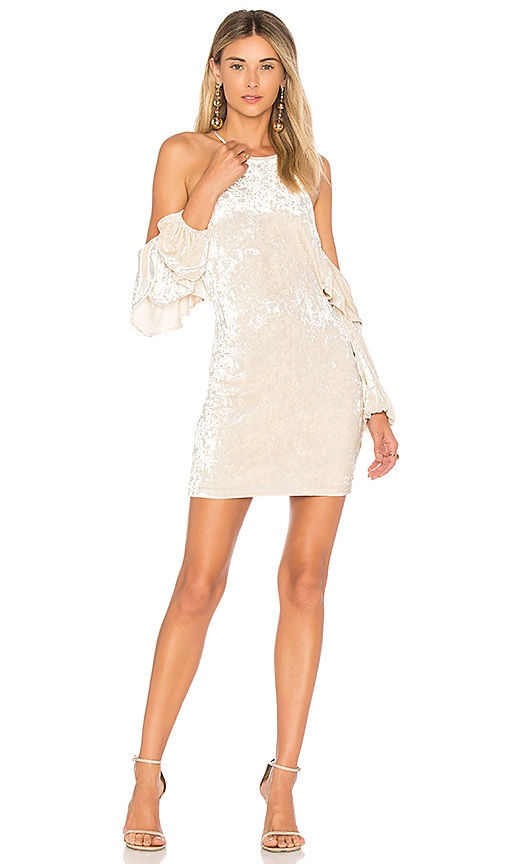 House of Harlow 1960 x REVOLVE Jo Dress in Neutral. Size S,XXS,XS,M,XL.