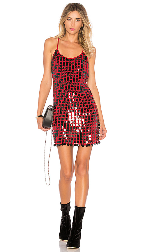 House of Harlow 1960 x REVOLVE Sean Dress in Red