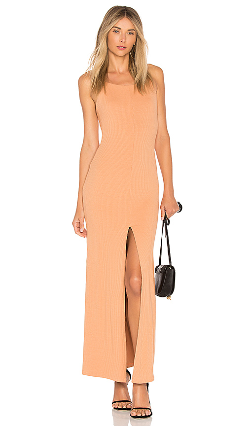 House of Harlow 1960 x REVOLVE Lina Maxi in Peach