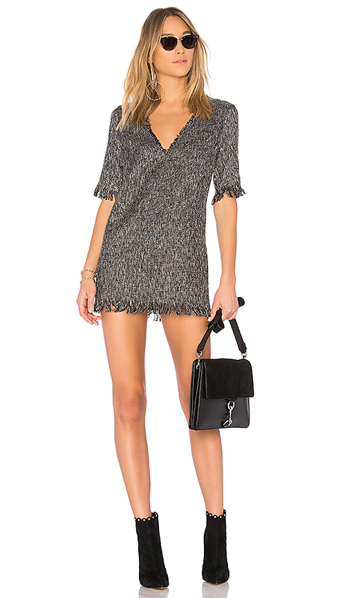 House of Harlow 1960 x REVOLVE Parker Dress in Gray. - size XXS (also in XS,S,M,L,XL)