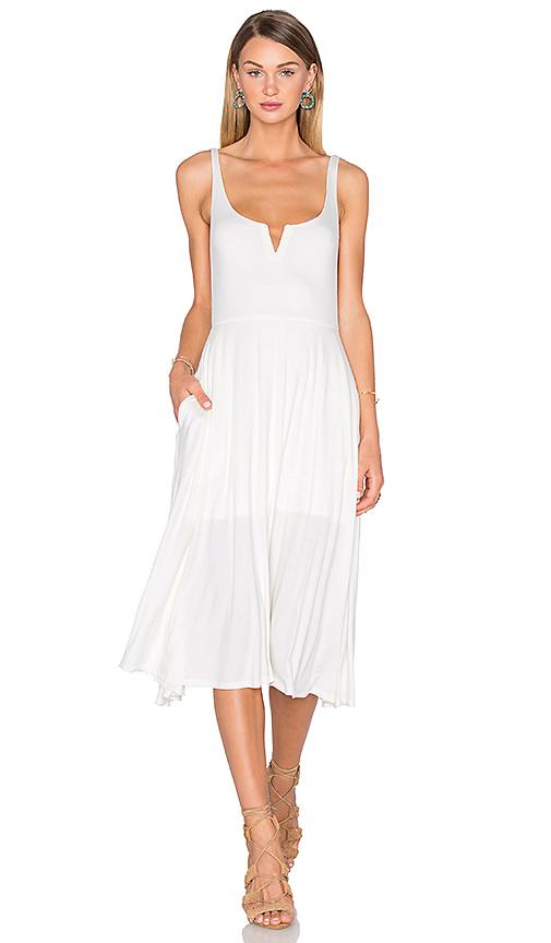 House of Harlow 1960 x REVOLVE Ella Tank Dress in White
