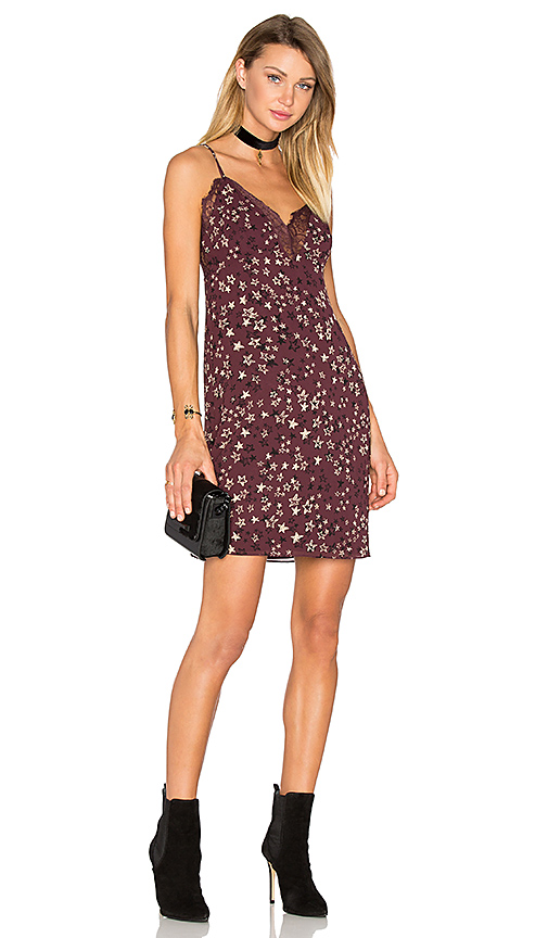 House of Harlow 1960 x REVOLVE Lee Dress in Plum