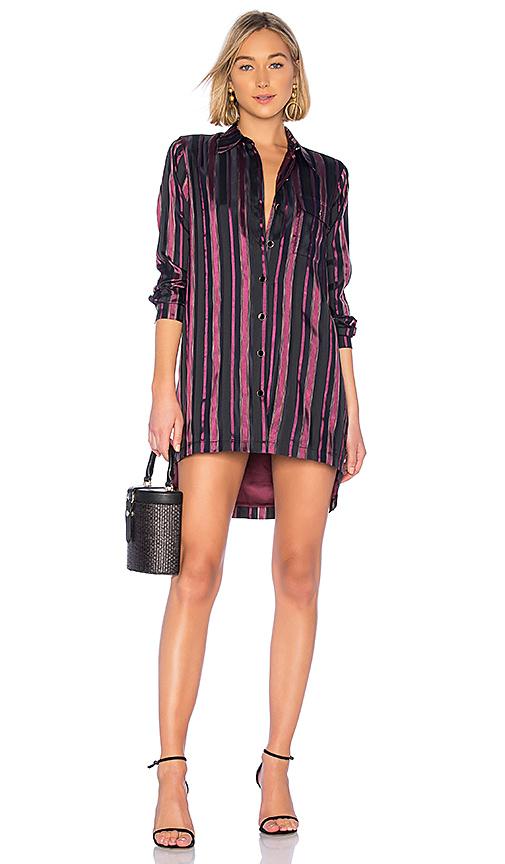House of Harlow 1960 x REVOLVE Devina Dress in Purple. Size S.