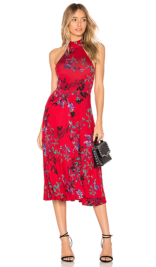 House of Harlow 1960 x REVOLVE Carla Dress in Red. Size S,XS,XL.