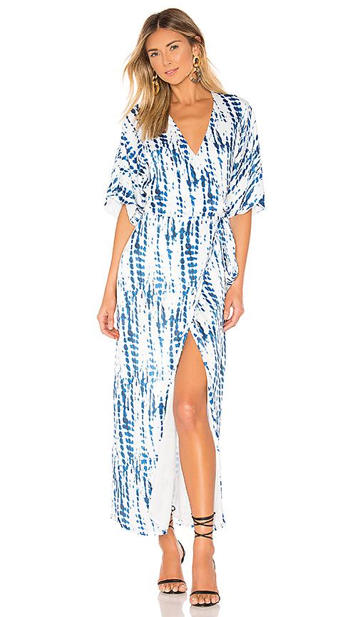 60e469fb0c House of Harlow 1960 X REVOLVE Rochelle Dress in Blue