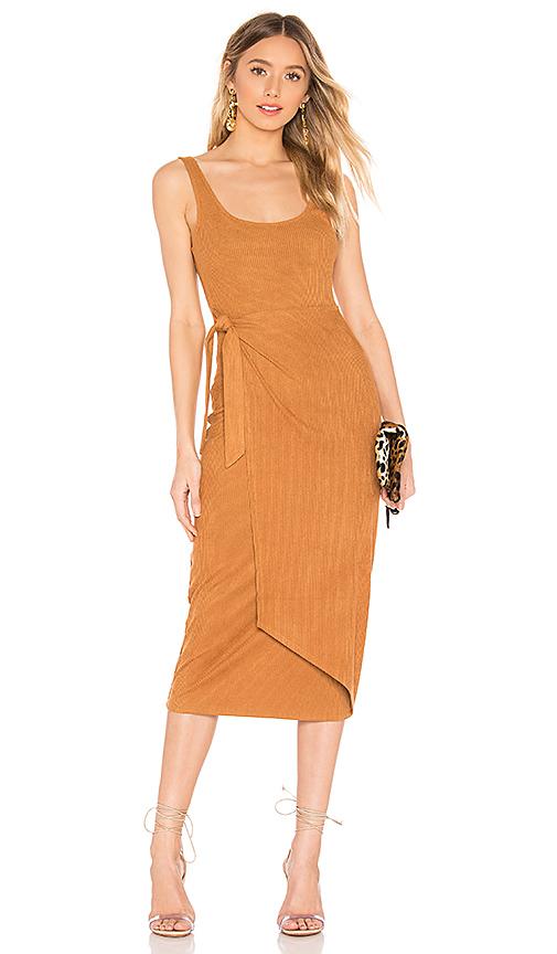 ce1eb4cece House of Harlow 1960 X REVOLVE Patricia Dress in Metallic Copper