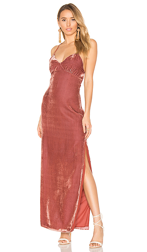 House of Harlow 1960 x REVOLVE Rae Cross Back Dress in Pink