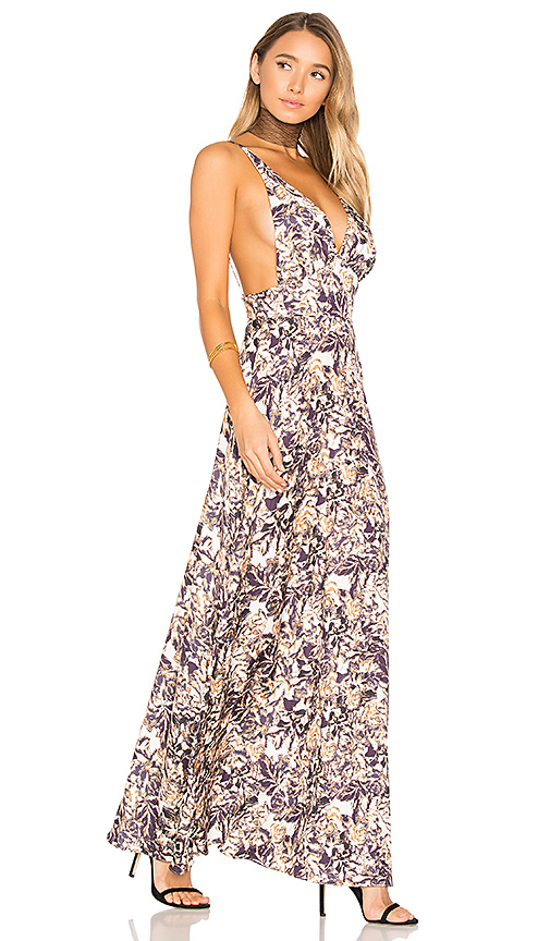 House of Harlow 1960 x REVOLVE Celena Maxi in White