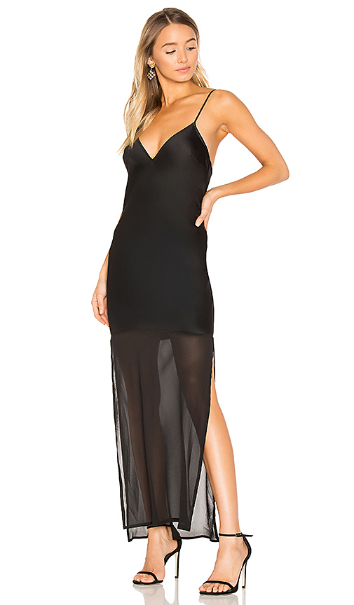House of Harlow 1960 x REVOLVE Tracy Dress in Black
