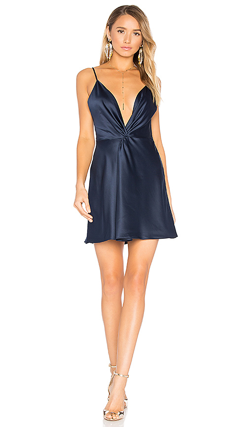 House of Harlow 1960 x REVOLVE Sharon Dress in Navy