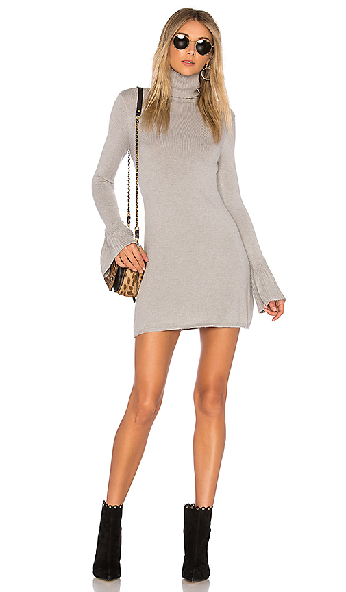 House of Harlow 1960 x REVOLVE Marni Dress in Gray