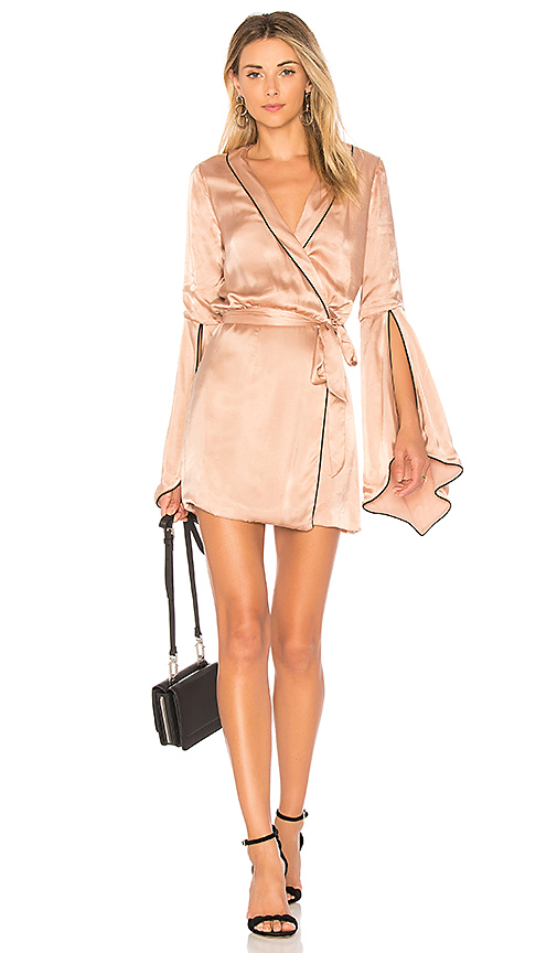 House of Harlow 1960 x REVOLVE Amos Dress in Cream