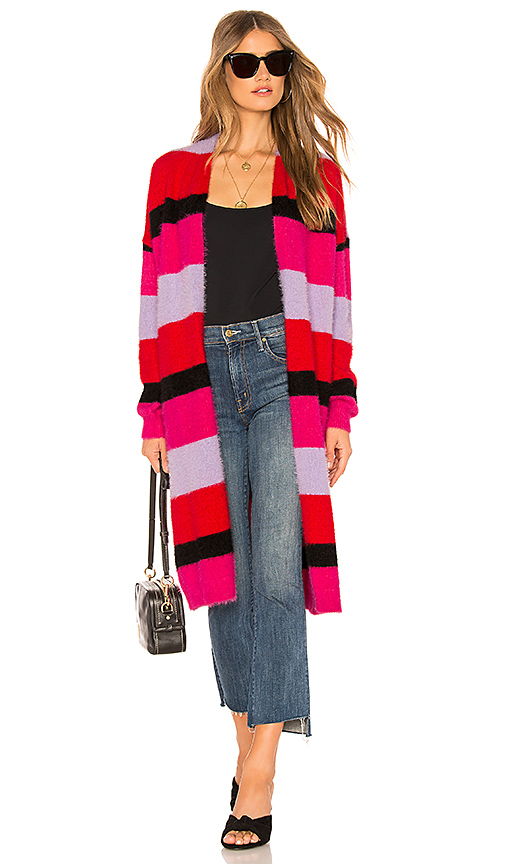 HOUSE OF HARLOW 1960 | House Of Harlow 1960 X REVOLVE Koons Duster In Multi. - Size XXS (Also In M,S) | Goxip