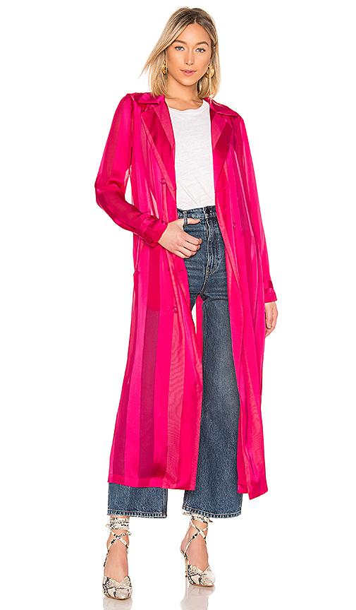 House of Harlow 1960 x REVOLVE Luciana Jacket in Fuchsia. Size XS.