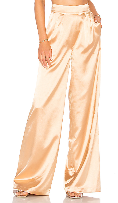 House of Harlow 1960 x REVOLVE Charlie Pant in Nude. Size XS,M.
