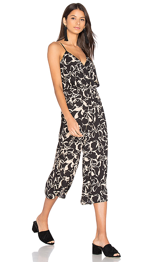 House of Harlow 1960 x REVOLVE Rory Jumpsuit in Black. - size XS (also in L,XL)