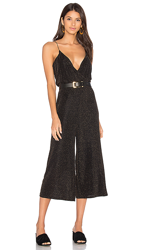 House of Harlow 1960 x REVOLVE Rory Jumpsuit in Black. - size L (also in M,S,XL, XS)