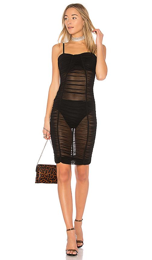 IAM GIA Mina Dress in Black