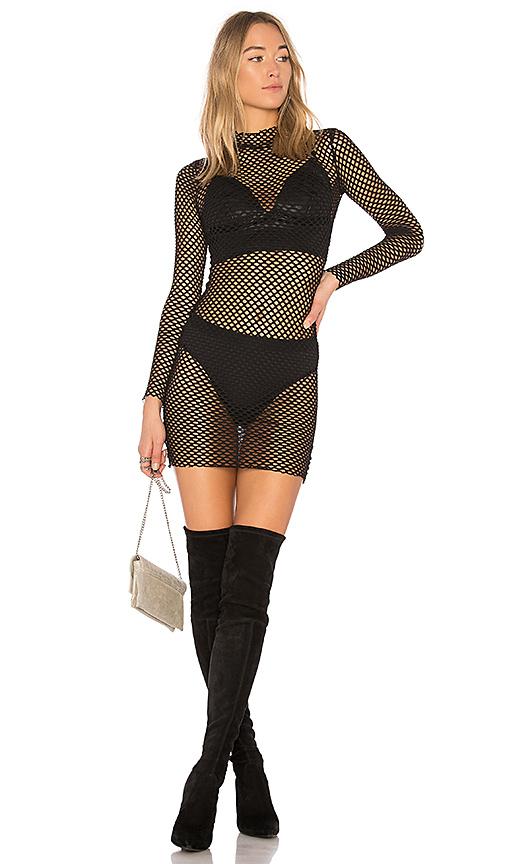 IAM GIA Piper Dress in Black