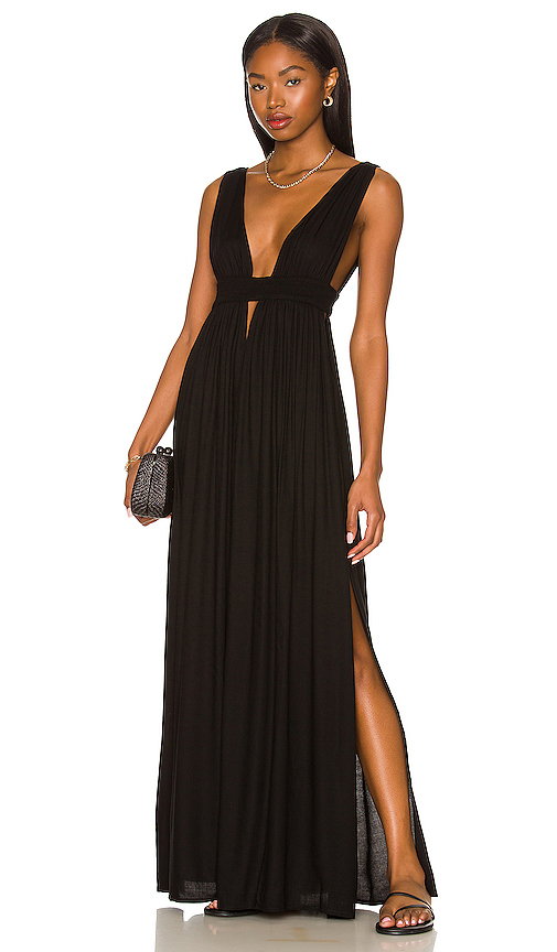 Sale alerts for Indah Anjeli Empire Maxi Dress - Covvet