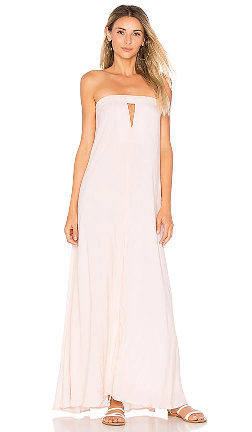 Indah Sail Dress in Blush
