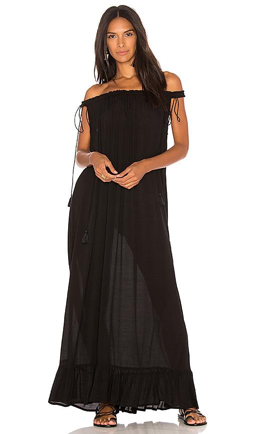 Indah Etta Maxi in Black