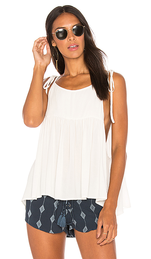 Indah Tilly Cami in Ivory