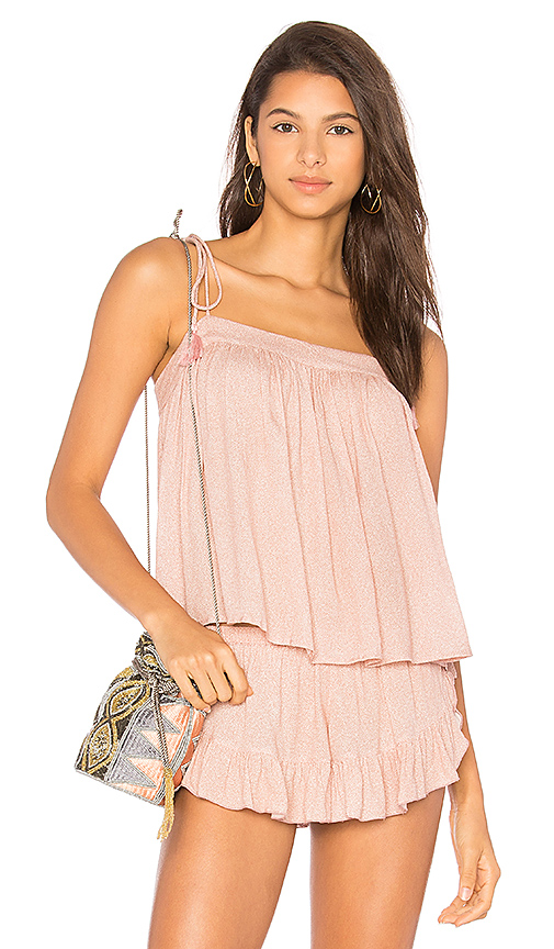 Indah Raven Cami in Rose