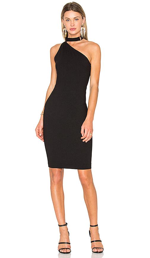 IRO x ANJA RUBIK Solly Dress in Black